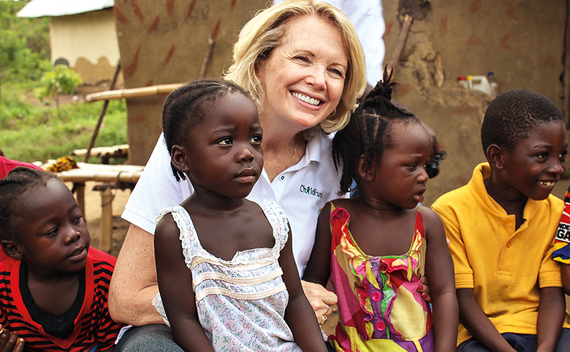 Anne Lynam Goddard, CEO & President, ChildFund International