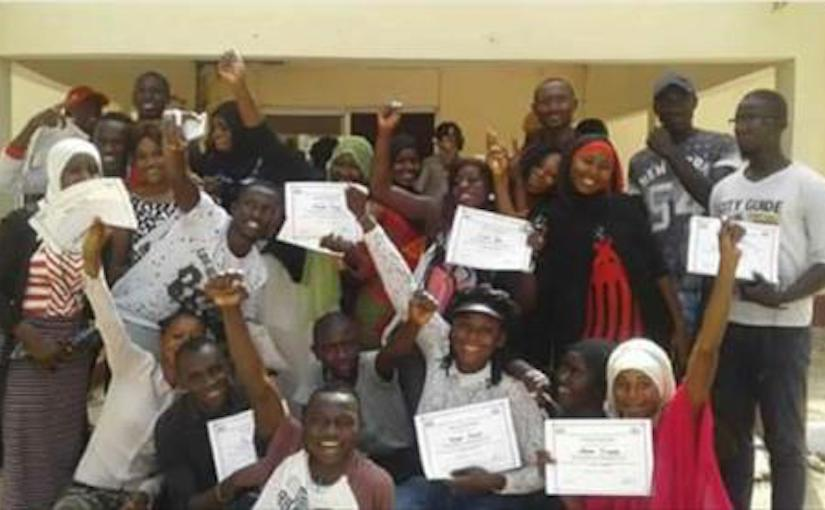 ChildFund alumni wrap up mentorship training
