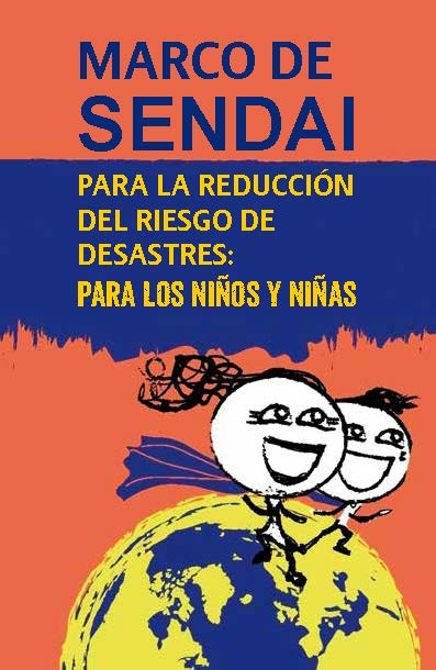 Sendai Framework for Disaster Risk Reduction for Children (Spanish) thumbnail