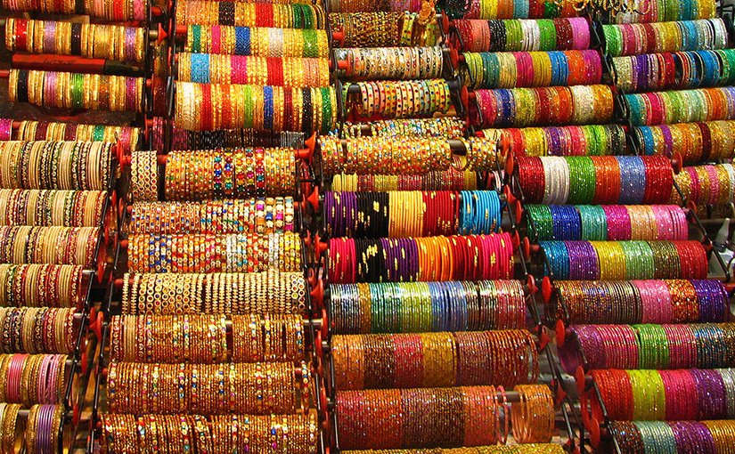 All that glitters is not gold: Bangle-making units in Uttar Pradesh still use small hands