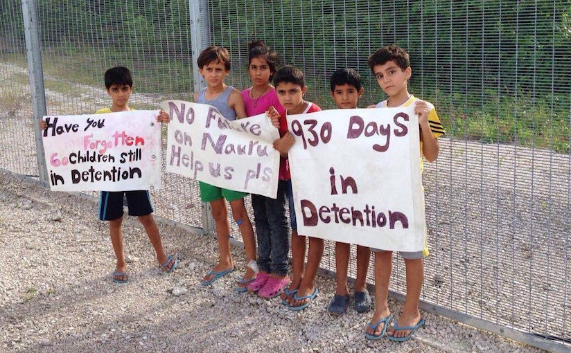 Nauru Files: ChildFund Australia responds to latest reports of child abuse