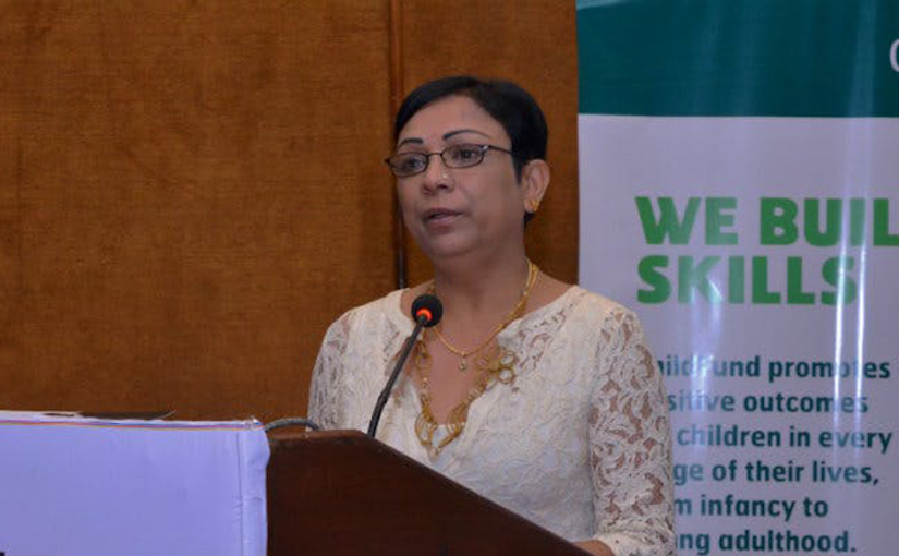 With ChildFund, Neelam Makhijani aims to create a better tomorrow for children