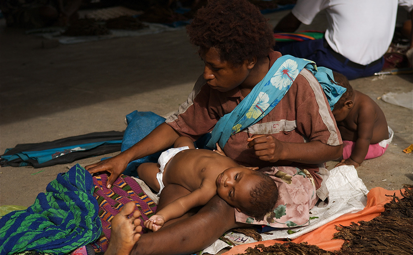 Papua New Guinea is One of the Most Dangerous Places for Expectant Mothers