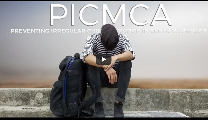 Irregular Child Migration in Central America PICMCA