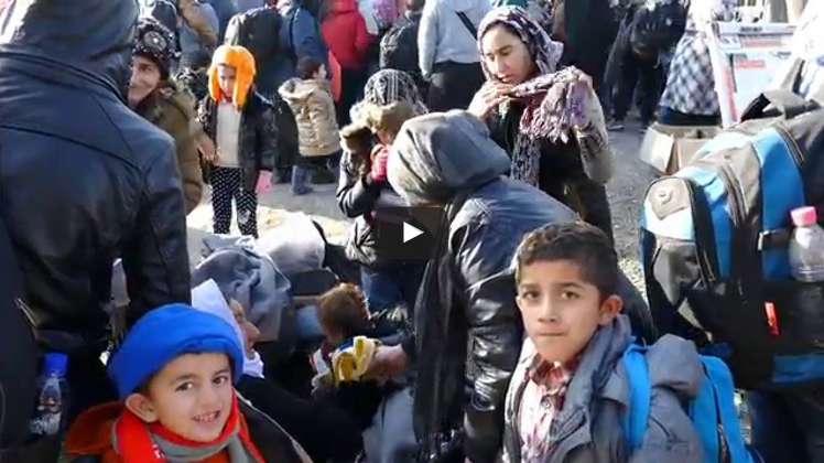 Barnfonden (ChildFund Sweden) helps Syrian refugee children