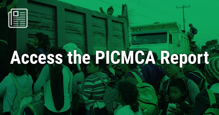 Access the PICMCA Report
