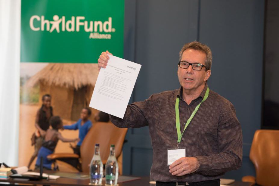 ChildFund Australia, CEO Nigel Spence