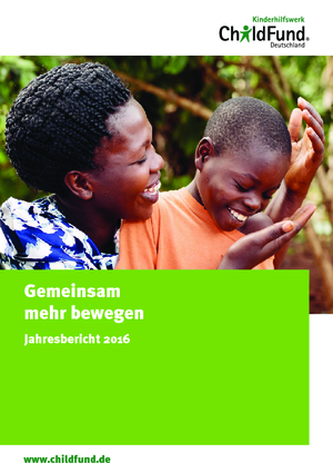 ChildFund Deutschland Annual Report 2016 thumbnail