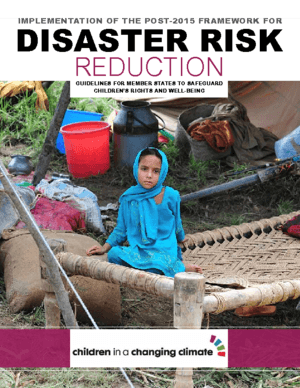Guidelines for the Implementation of the Sendai Framework for Disaster Risk Reduction thumbnail