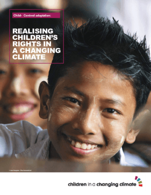 Realising Children's Rights in a Changing Climate