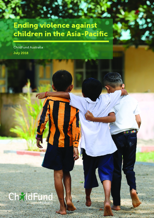 Ending Violence Against Children in the Asia-Pacific