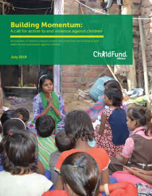 Building Momentum: A Call for Action to End Violence Against Children thumbnail