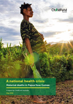 A national health crisis: Maternal deaths in Papua New Guinea thumbnail