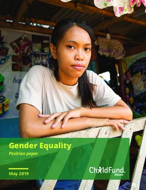 ChildFund Alliance Gender Equality Position Paper thumbnail