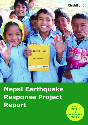 Nepal Earthquake Response Report (2015-2017) thumbnail